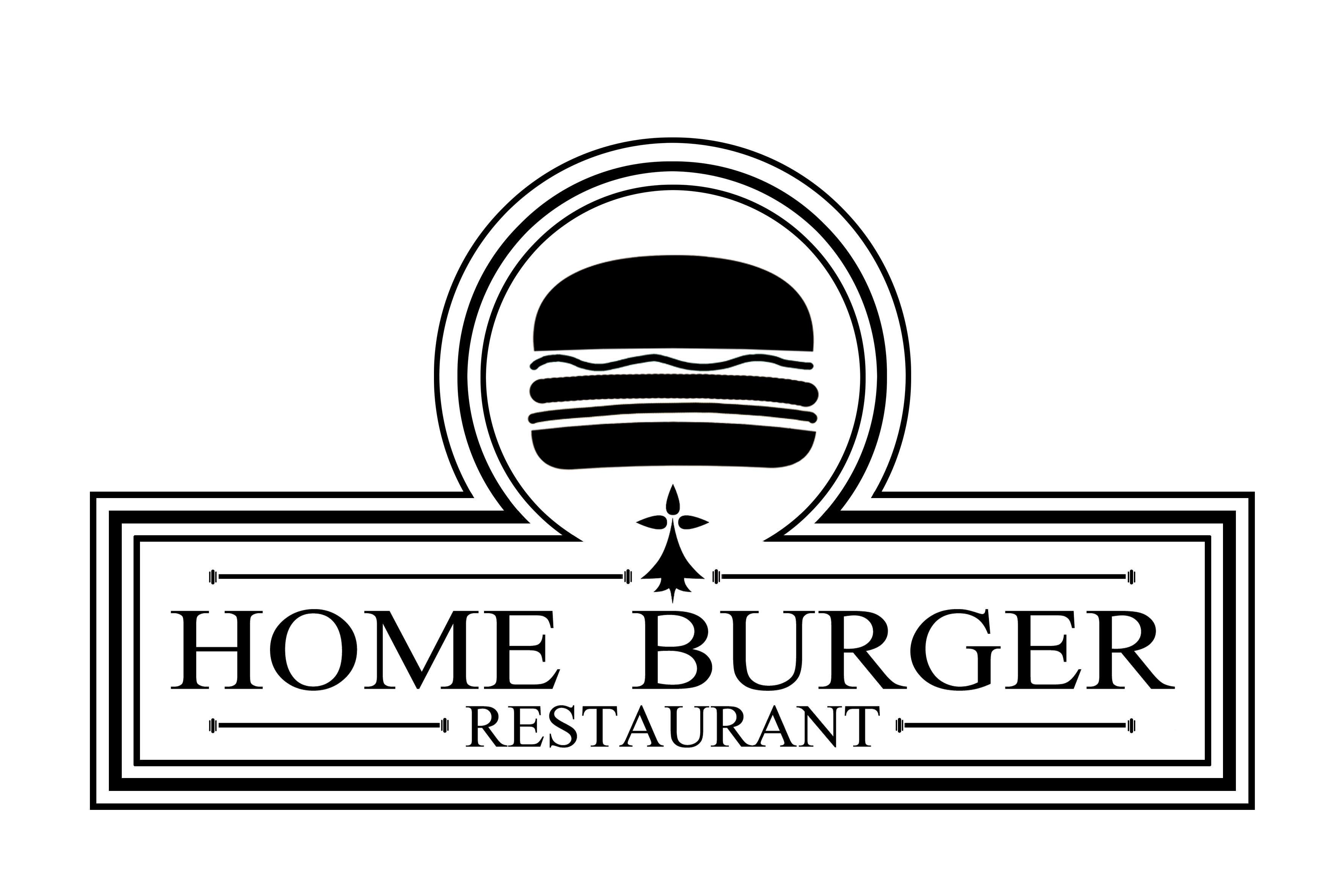 Home Burger - Logo